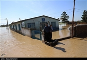 Iranian General Vows Provision of All Services Needed to Help Flood Victims