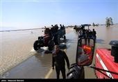سیلاب 321 میلیارد ریال به تاسیسات آبرسانی روستاهای گلستان خسارت وارد کرد؛ 17 روستا همچنان آب ندارند