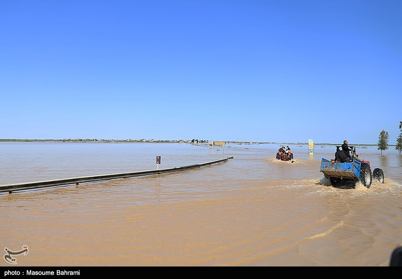 خسارت 262 میلیارد ریالی سیلاب به تاسیسات آبرسانی روستاهای گلستان