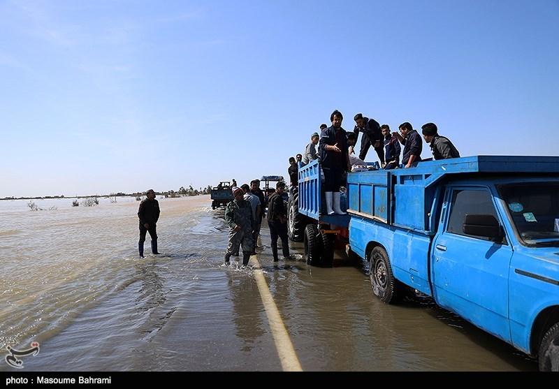 بازسازی 16 روستای سیلزده گلستان به سپاه استان اصفهان سپرده شد