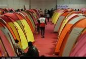 مسافران نوروزی در شهرهای استان بوشهر در مکانهای امن اسکان یافتند
