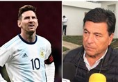 فوتبال جهان  پاسارلا: نمیدانم مشکلی مسی برای بازی در تیم ملی آرژانتین چیست
