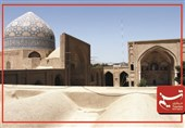 بنای تاریخی مسجد جامع ساوه بازسازی میشود