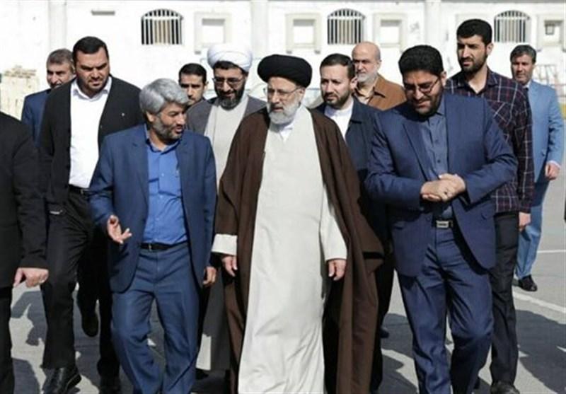 رئیس قوه قضائیه از زندان مرکزی مشهد بازدید کرد