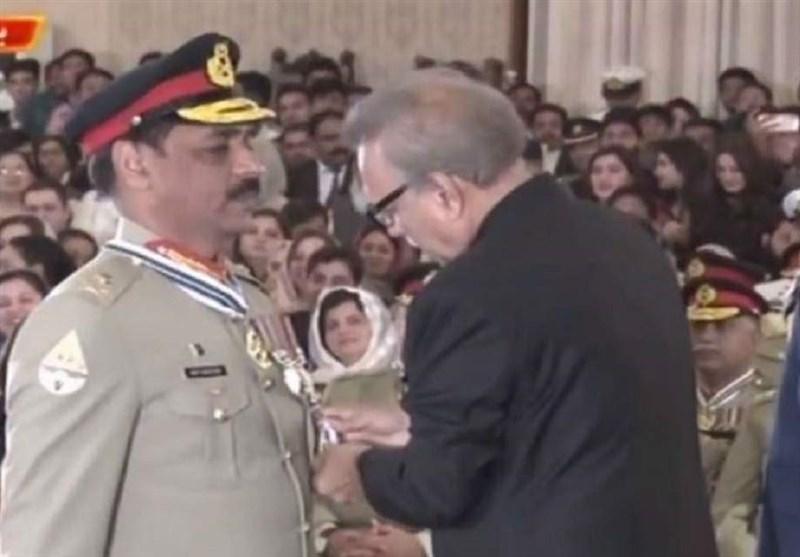 سخنگوی ارتش پاکستان: امنیت امروزه در پاکستان مرهون پشتیبانی مردم است