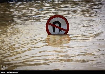 سیل در استان گلستان فروکش کرد؛ امدادرسانی به سیلزدگان ادامه دارد