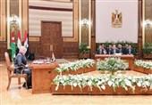 Kahire'de Mısır – Irak – Ürdün Zirvesi