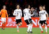 انتخابی یورو 2020  پیروزی آلمان در خاک هلند در دقیقه 90/ برد آسان بلژیک در قبرس