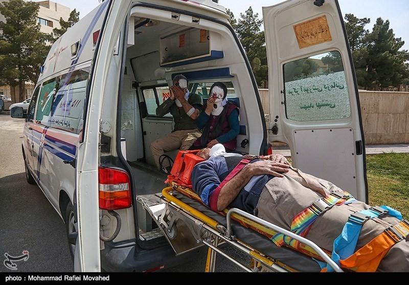 Bus Crash Injures Iraqi Pilgrims in Iran
