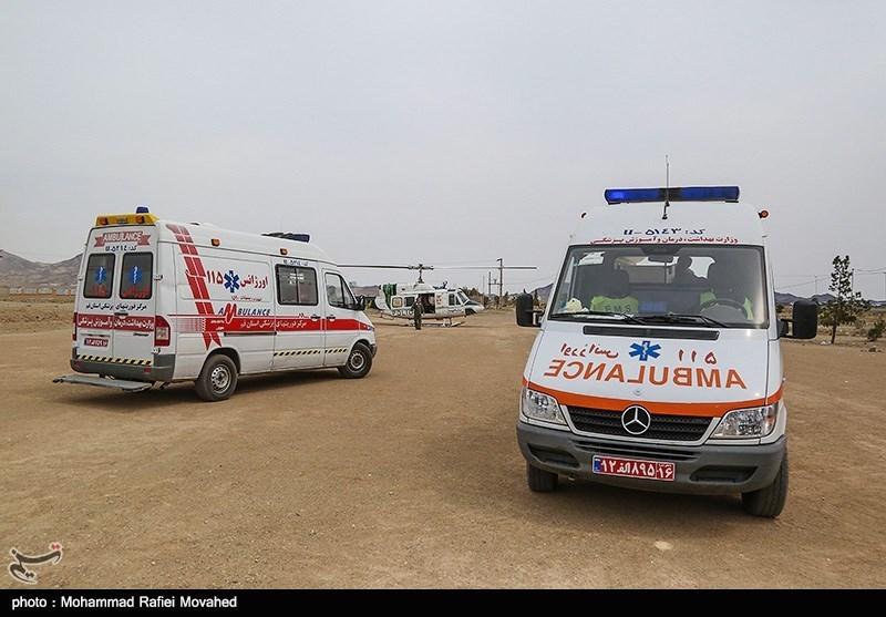 اخبار اربعین 98| تجهیزات و نیروهای اورژانس اصفهان راهی مرزهای غربی کشور میشوند