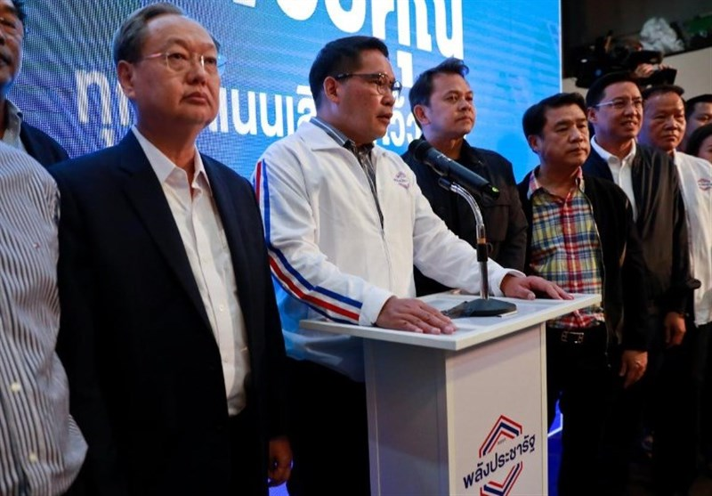 Rivals Voice Suspicions as Thailand's Pro-Army Party Leads Election Race