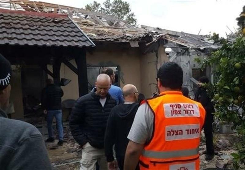 Area near Tel Aviv Hit by Long-Range Rocket