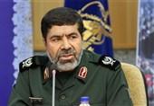 سردار شریف در گفتگو با تسنیم: همه امکانات سپاه برای خدمت به زائرین اربعین بسیج شده است