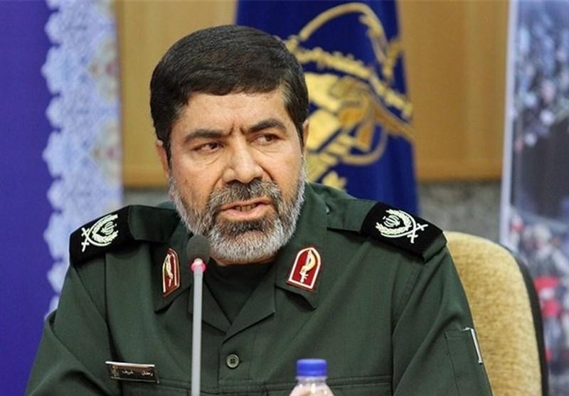 سردار شریف: هیچ کشوری در منطقه از ایران اسلامی امنتر نیست