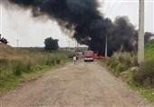 فرماندار شوش: انفجاری در کار نیست؛ خط لوله بنزین نشتی داشت و دچار حریق شد