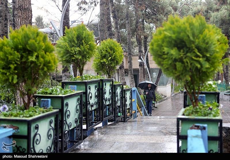 پیشبینی وزش باد شدید در مناطق جنوبی تهران/آغاز بارشهای گسترده غرب کشور از عصر شنبه