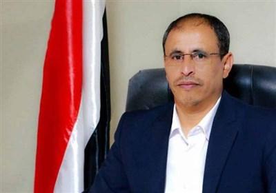 """ضیف الله الشامی لـ""""تسنیم"""": تحالف العدوان یتحدث عن الحل السیاسی لیخرج من المستنقع الیمنی"""