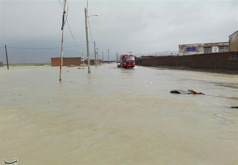 Iran Hit by Heavy Rain, Flooding (+Video)