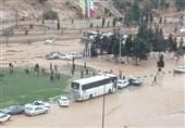 مدیرکل مدیریت بحران استان فارس: درباره میزان خسارت سیلاب شیراز نمیتوان اظهارنظر کرد