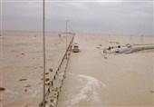 رودخانههای استان بوشهر سیلابی میشود