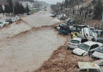 Flash Flood in South of Iran Leaves 11 Dead (+Video)