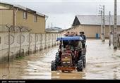 تازهترین اخبار سیلاب گلستان| آسیب به 2000 خانوار کمیته امداد/ تخلیه سیلاب نیمی از آققلا/ نبود امکان امدادرسانی با بالگردها+ تصاویر