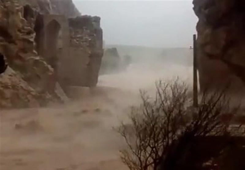 خسارت 21 میلیاردی سیلاب به آثار تاریخی لرستان؛ 50 اثر صدمه دید