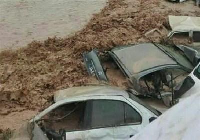 تازهترین اخبار سیلاب شیراز| اعلام اسامی برخی از کشتهشدگان و مصدومان/ 18 کشته و 94 زخمی تاکنون/تشکیل کمیته بحران با حضور وزیر اطلاعات+فیلم