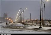 آخرین وضعیت راهها|بارش برف و باران در جادههای 20 استان