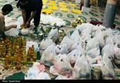 گلستان| بستههای حمایتی بین خانوادههای زندانیان سیلزده در آققلا توزیع شد