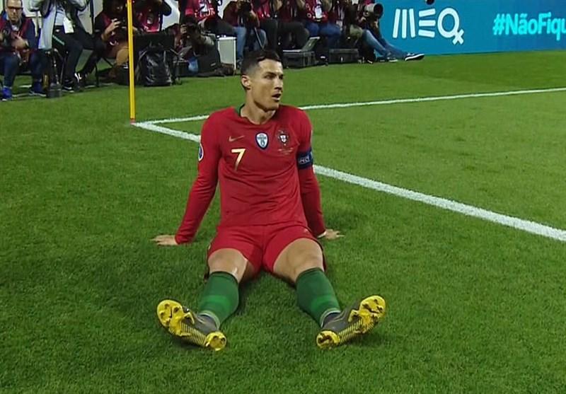 فوتبال جهان  رونالدو نگرانیها را درباره مصدومیتش برطرف کرد
