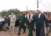 بازدید سردار شکارچی از روستاهای سیلزده خوزستان + عکس