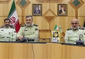 دستورات فرمانده ناجا به فرماندهان انتظامی 14 استان گردشگرپذیر