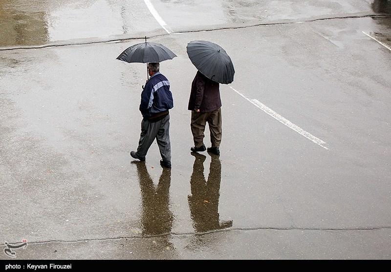 بارش باران و وقوع سیلاب ناگهانی در انتظار 12 استان کشور
