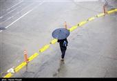 آغاز بارشهای رگباری در خراسان رضوی؛ احتمال سیلابی شدن مسیلها