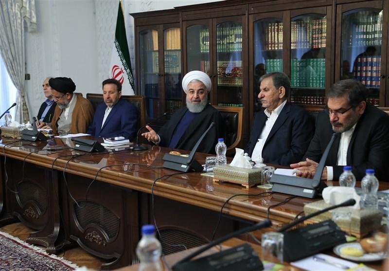 روحانی: خسارات مردم مناطق سیلزده جبران خواهد شد/ درخواست از ارتش و سپاه برای تخلیه آب شهرها