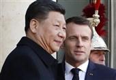 تأکید رهبران فرانسه و چین بر حمایت از برجام