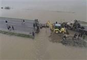 اختصاص 110 میلیاردتومان برای بازسازی راههای گلستان/54 نقطه در مناطق سیلزده ترمیم شد