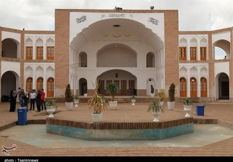 Shokatiyeh School in Iran's Birjand - Tourism news