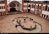 Shokatiyeh School in Iran's Birjand