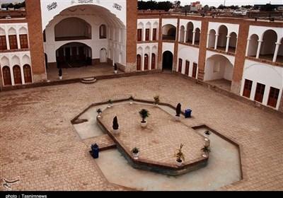 Shokatiyeh School in Iran's Birjand - Tourism news