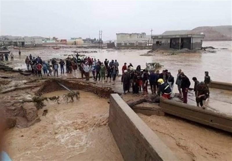 اعلام حالت اضطراری و تشکیل هستههای بحران پس از جاری شدن سیل در عراق