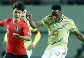 فوتبال جهان| اولین شکست تیم ملی کلمبیا در دومین بازی کیروش