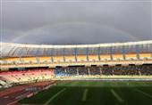 سازمان لیگ اعلام کرد: ظرفیت ورزشگاه نقش جهان برای بازی نیمه نهایی جام حذفی 50 - 50 است