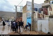 خسارات 300 میلیاردی سیل به بام ایران; جاده پلملک دچار رانش زمین و ریزش شدید شد