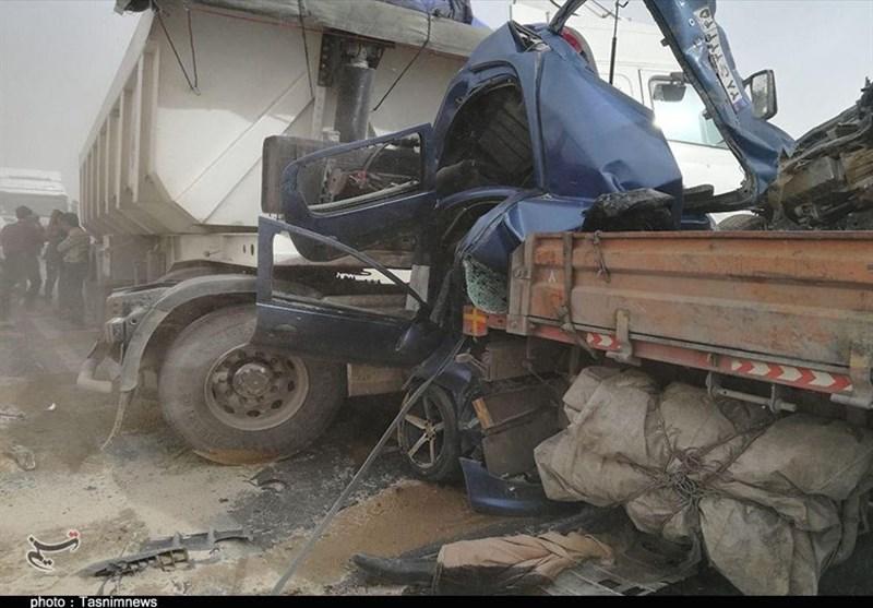 69 نفر در تصادفات استان کرمان جانباختند