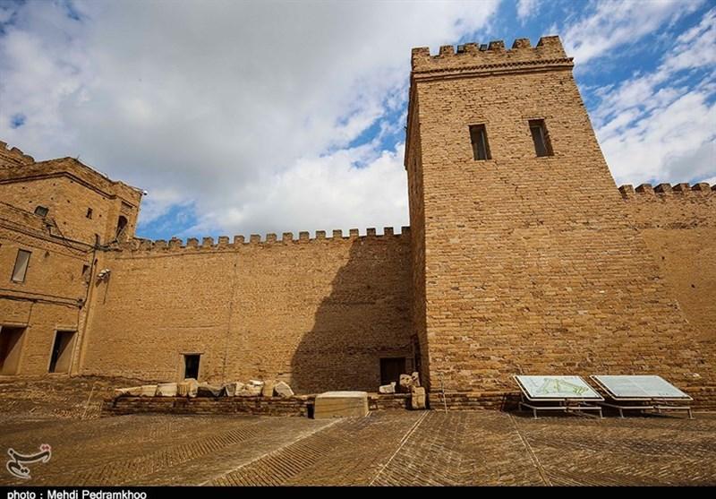 پایش آثار تاریخی خوزستان بعد از بارندگیهای اخیر