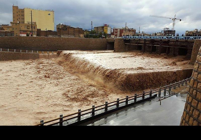 هشدار بارش های سیل آسا در ۲۱ استان