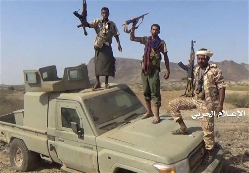 یمن|دفع حملات گسترده مزدوران عربستان به تعز