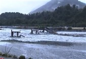 New Zealand Bridge Washed Away in Severe Storm (+Video)